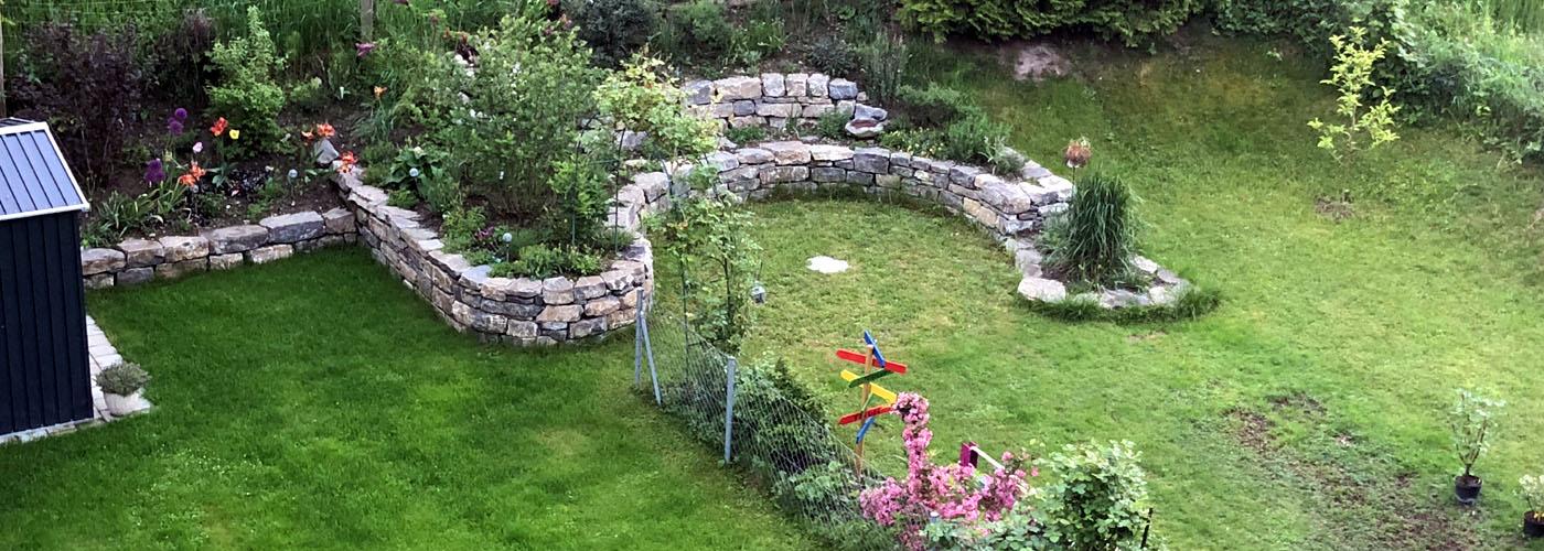 Wir gestalten Ihren Garten